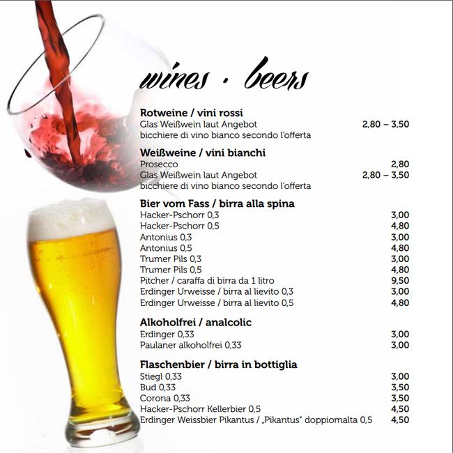 wines-beers